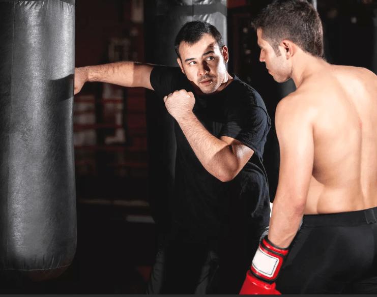 Индивидуальные тренировки с тренером по боксу