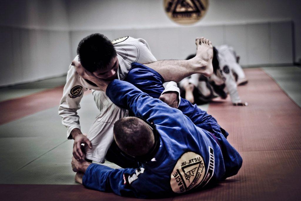Джиу-джитсу – рукопашный бой спортивной направленности